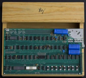 Apple I at the Computer History Museum