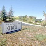 Entrance of Xerox PARC in the eighties