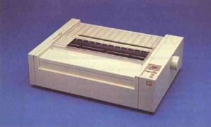 The Macintosh dot-matrix printer