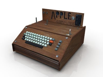 Apple I and Apple II » Mac History