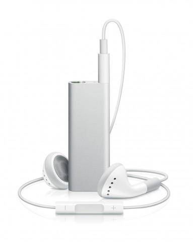 iPod shuffle (3G) silver