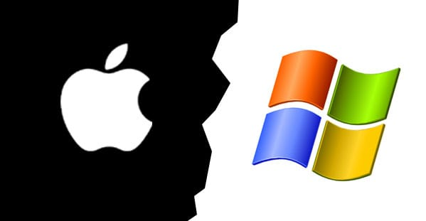 Microsoft - Apple - svetapple.sk