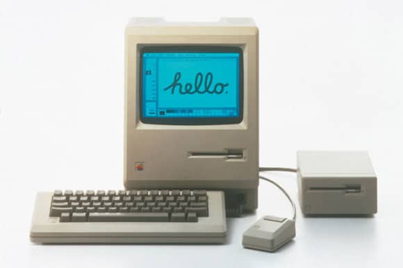 Apple Macintosh (1984)
