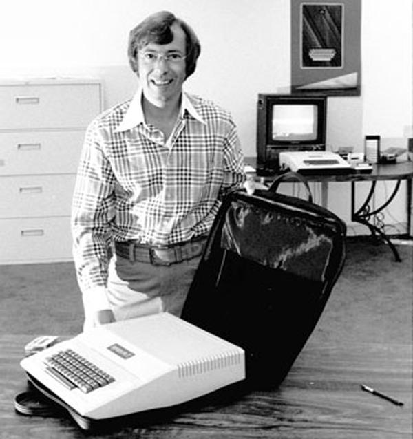 1977: Mike Markkula