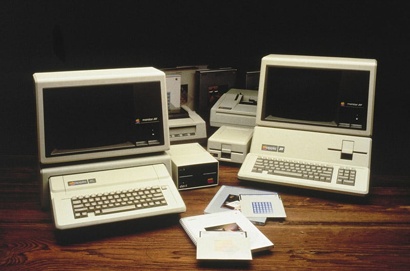 1980: Apple III