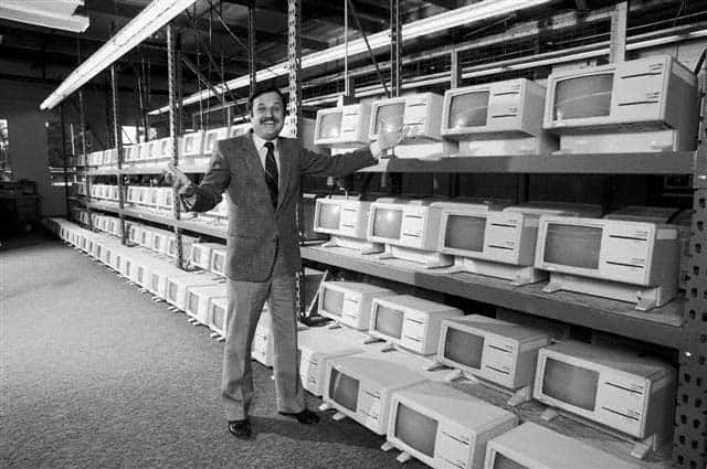 1983: Apple Lisa inventory