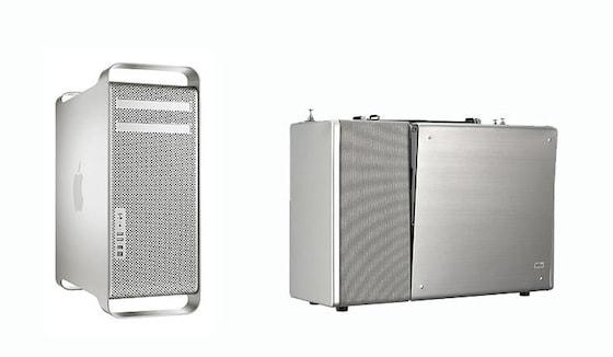 PowerMac G5/Mac Pro (2003) and Braun Radio T1000 (1967)