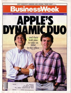 Apple's Dynamic Duo