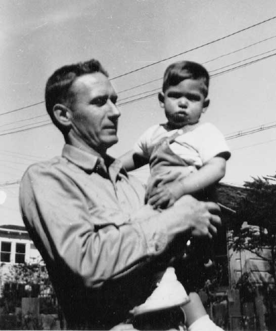 steve jobs with his father paul jobs 1958 � mac history