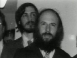 Steve Jobs and Jef Raskin