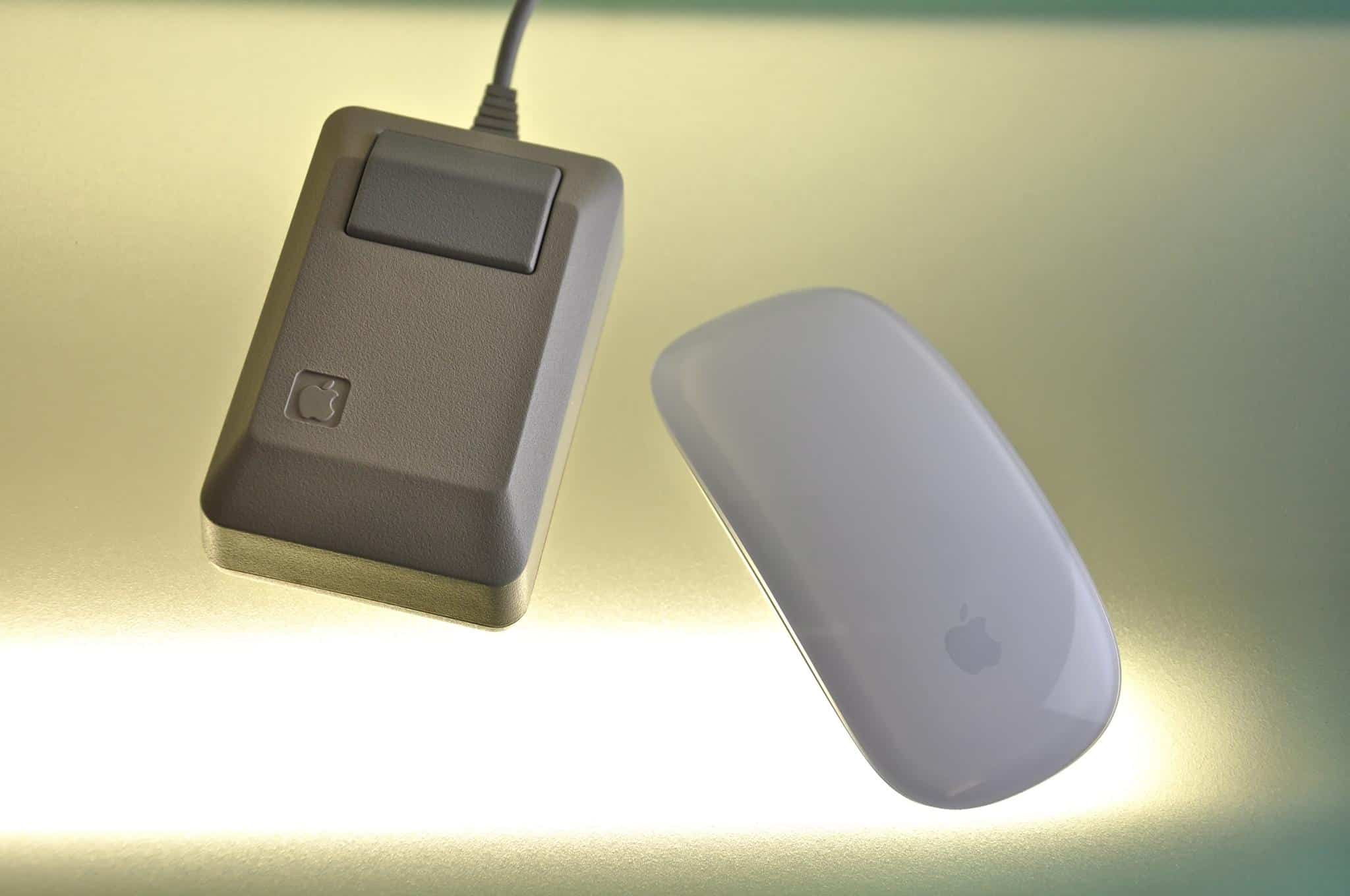 Evolution Apple Apple Mouse Evolution 1984