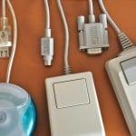 Apple Mouse I:O Connector