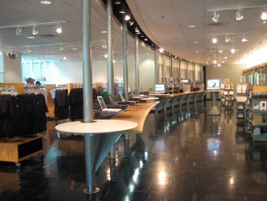 Apple Company Store: Photo: Andy on Flickr