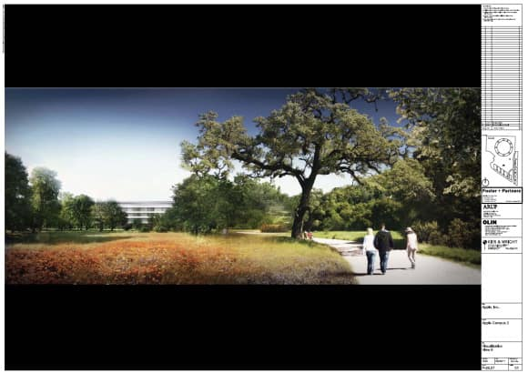 Apple Campus 2 - Updated Rendering (March 2012)