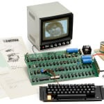 Vintage Apple-1 Sells for Record $671,400