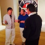 Jony Ive and Marc Newson at Charlie Rose