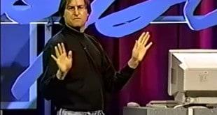 Steve Jobs at WWDC 1997